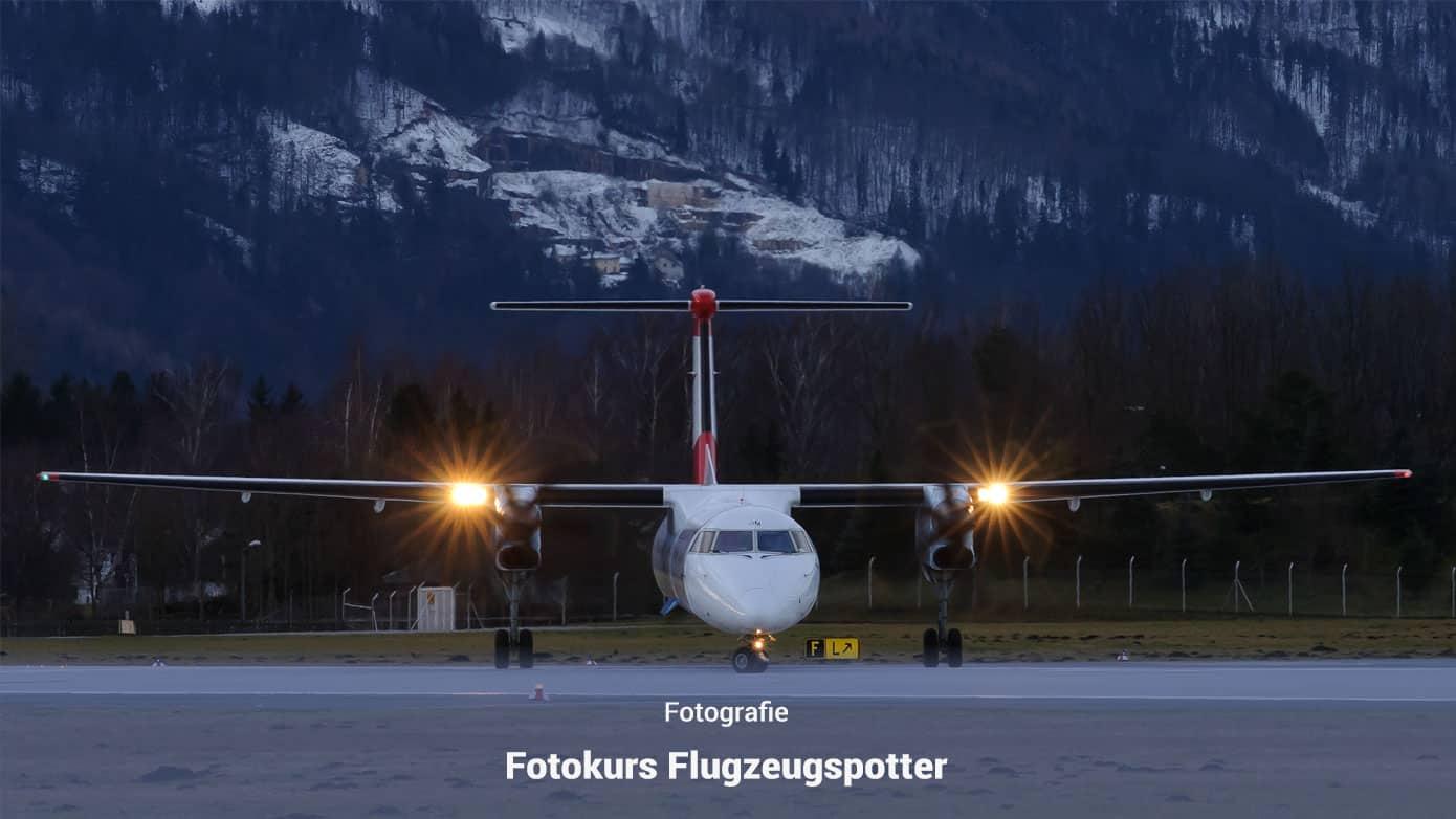 Fotokurs Flugzeugspotter