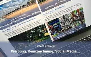 Einfach gebloggt - Social Media, Werbung