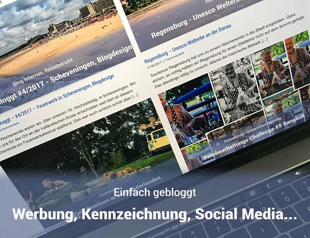 Einfach gebloggt über Werbung, Social Media und Veränderungen