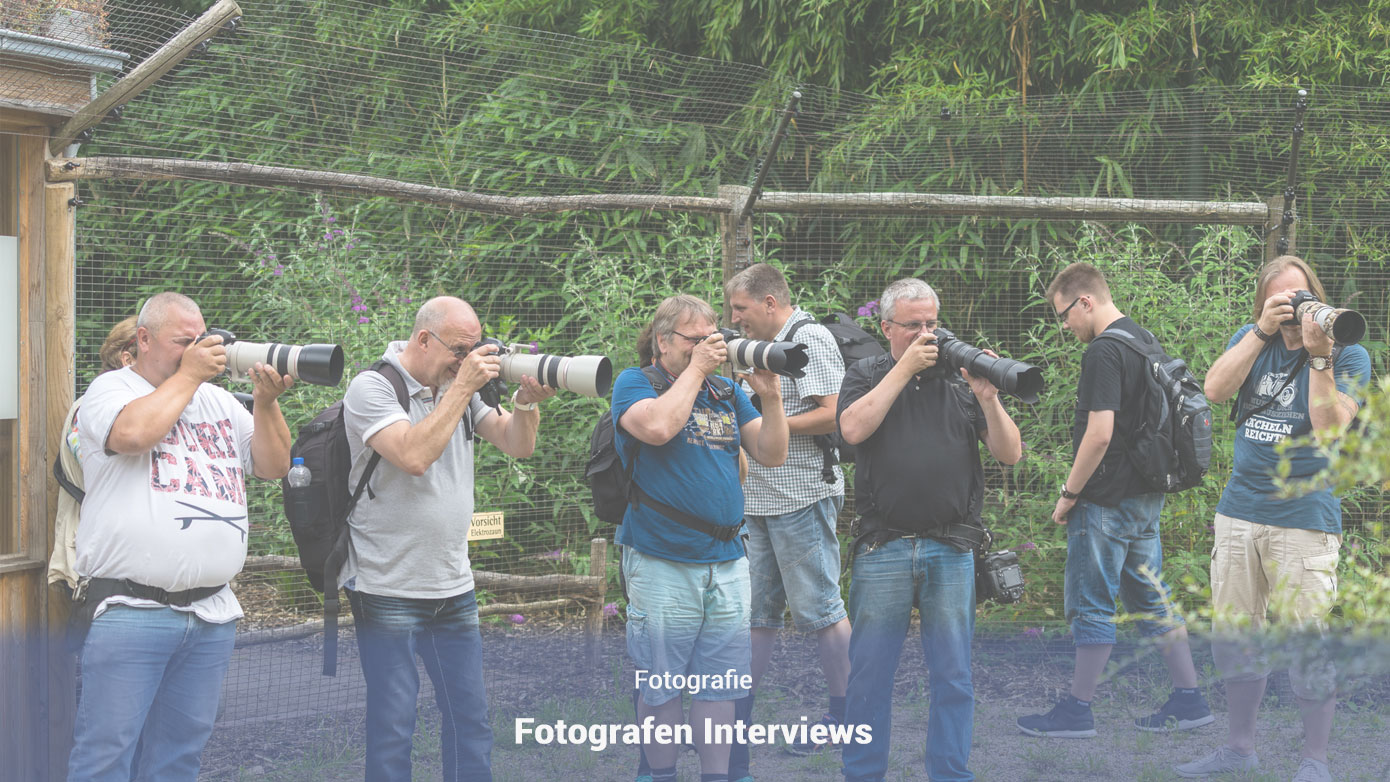 Titel: Fotografen Interviews