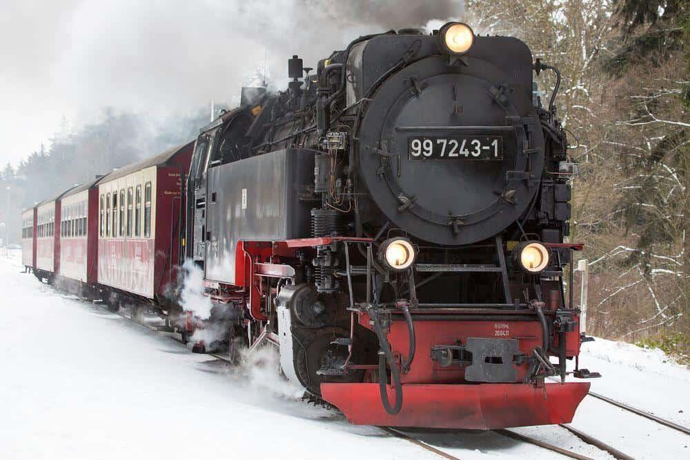 Harzer Schmalspurbahn (by Dean Buchholz)