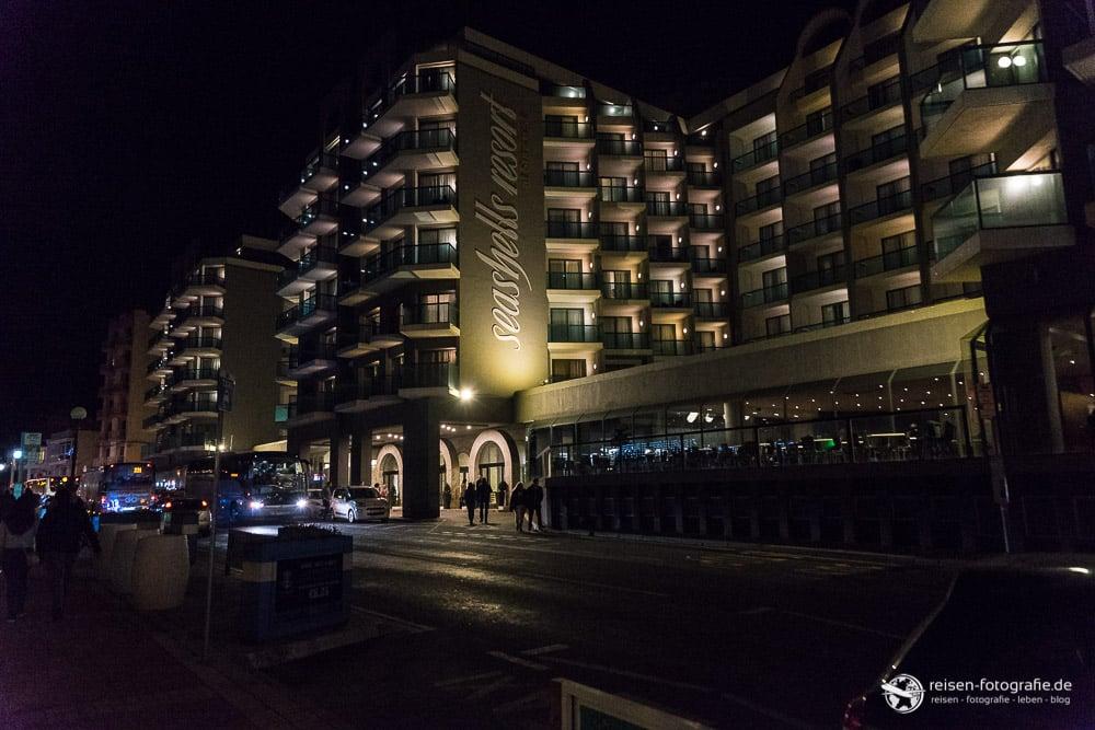 Seashells Hotel in Qawra