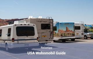 USA Wohnmobil Guide