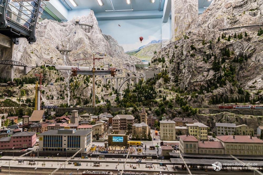 Miniatur Wunderland Schweiz