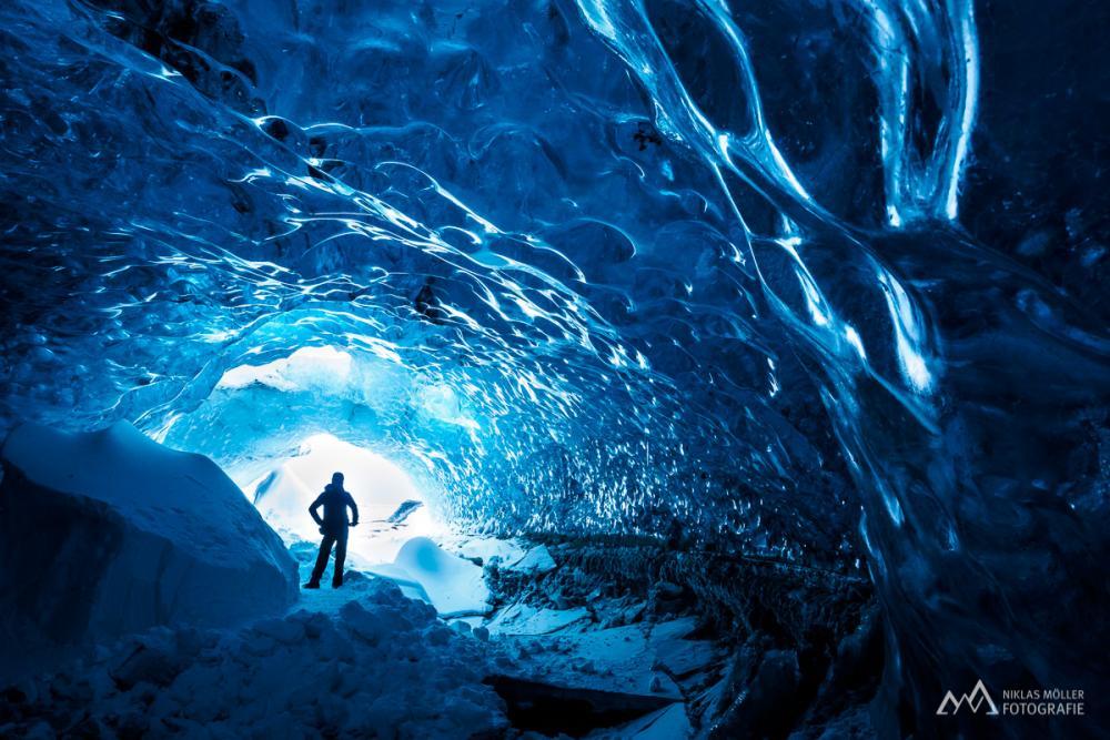 Niklas Möller Eishöhlen