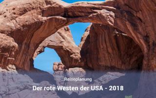 USA - Der rote Westen - Planung