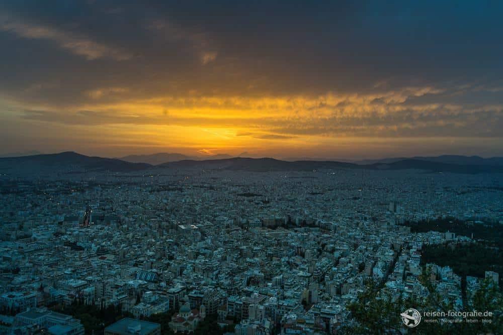 Athen Stadt