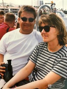Damals auf Teneriffa - Hochzeitsreise 1998