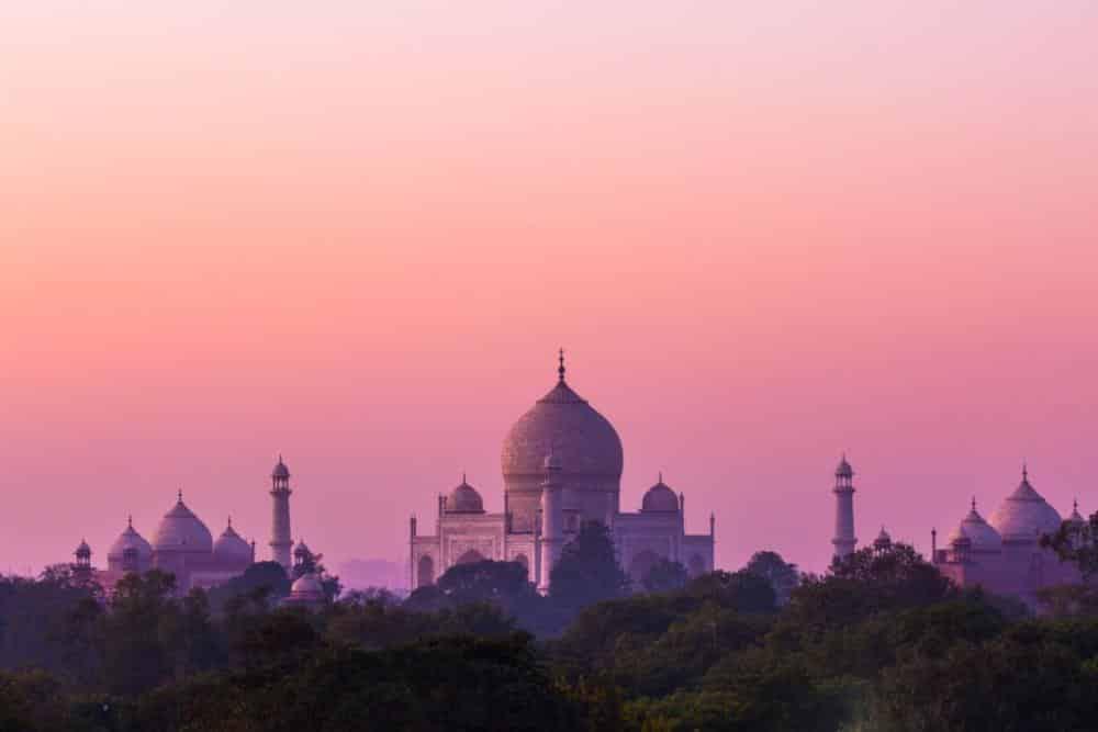 Indien Taj Maha _Agra www.foto-reise-welt.de
