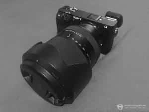 Sony Alpha 6300 mit FE 24-240