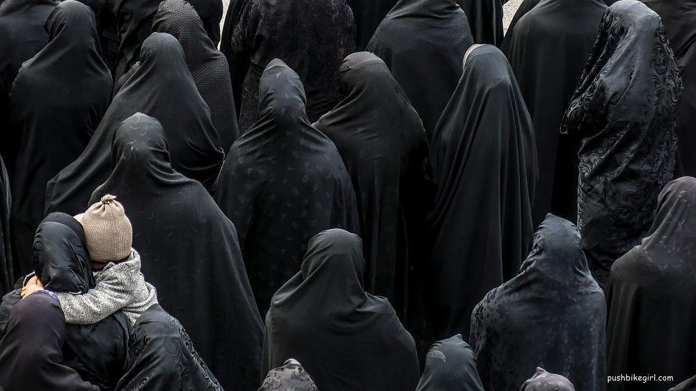 Heike Pirngruber Iran