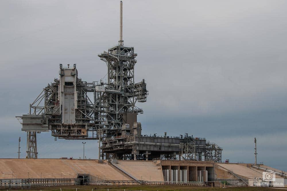 Space Shuttle Startrampe