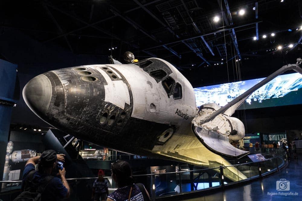 Ein Besuch im NASA Kennedy Space Center Florida 12