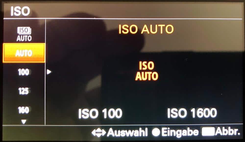 ISO-Automatik