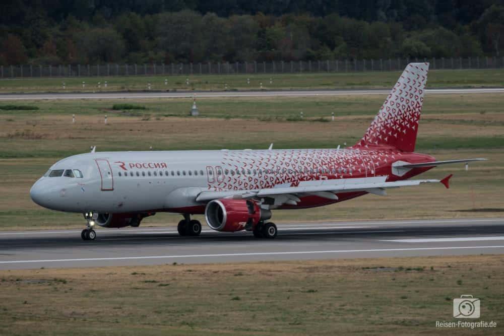 Rossiya Airbus A320