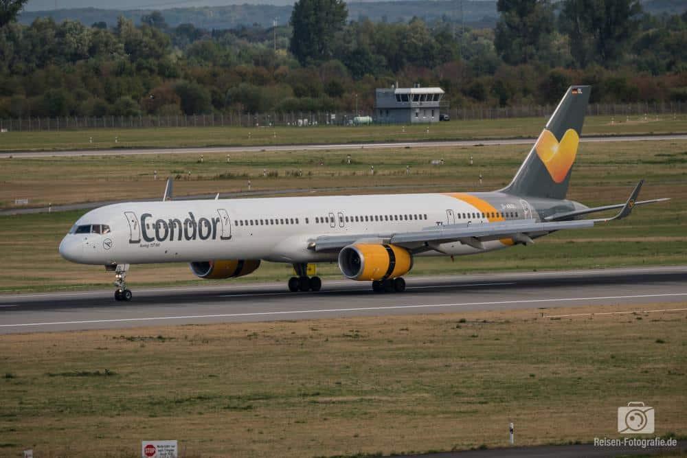 Condor B757-300