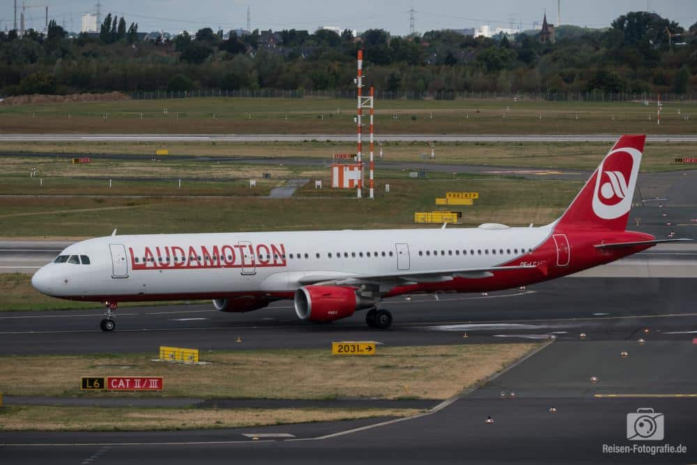 Laudamotion Airbus A321-211
