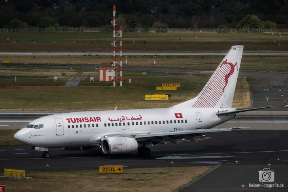Tunisair Boeing 737-6H3