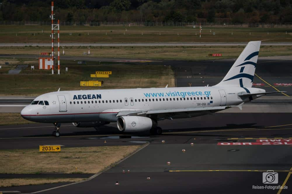 Aegean Airlines Airbus A320-232