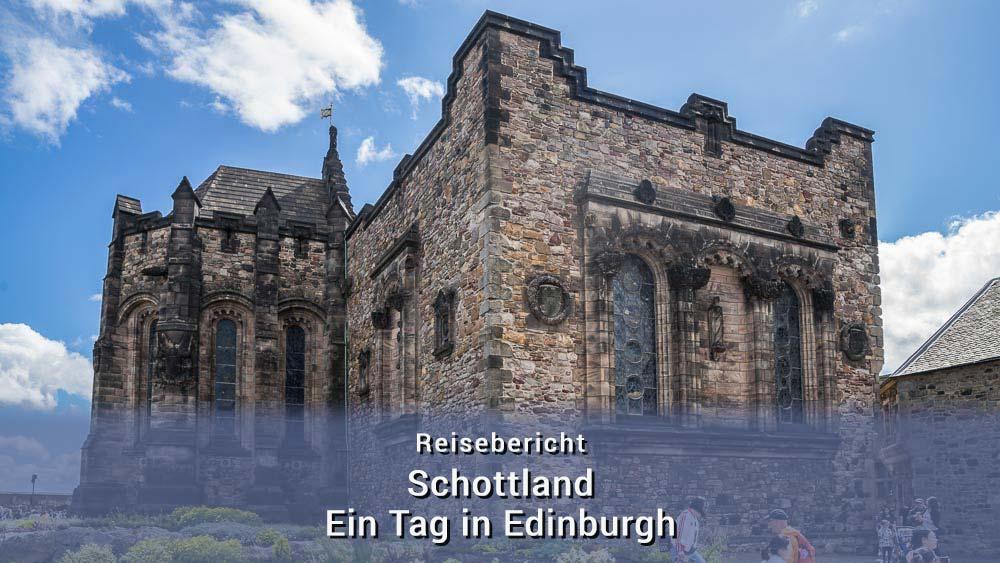 Edinburgh - Schottlands Hauptstadt