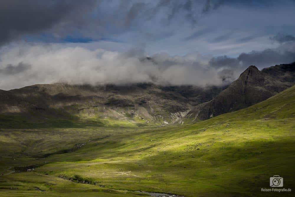 Schottland Road Trip durch die Highlands