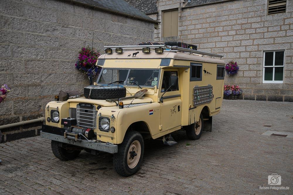 Land-Rover Reisemobil