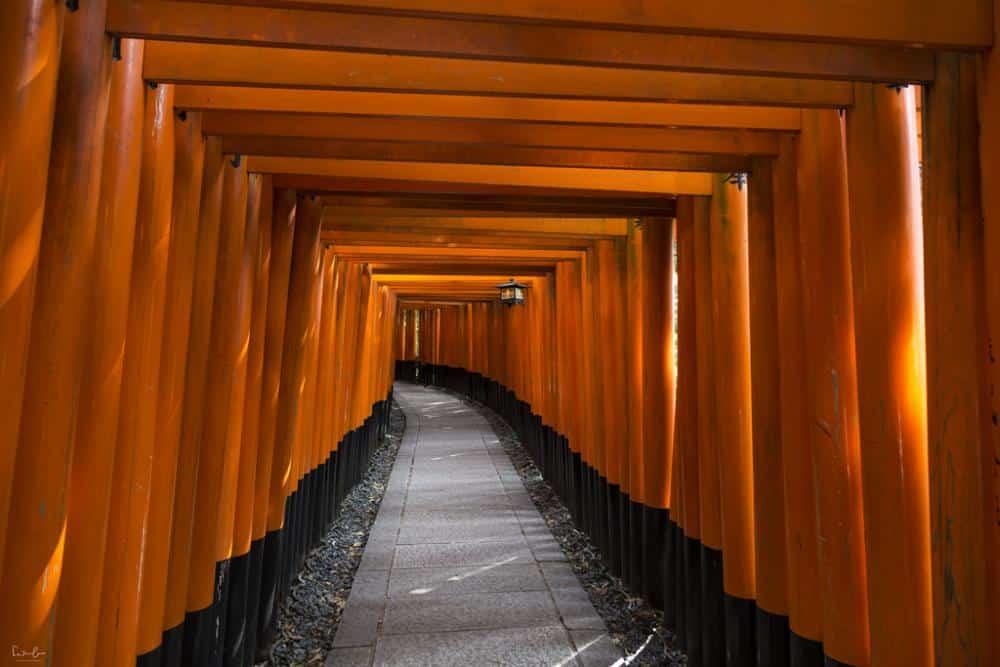 Japan Kyoto Fushimi Inari