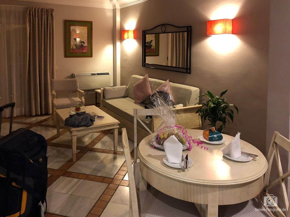 Zimmer Hotel Las Aguias