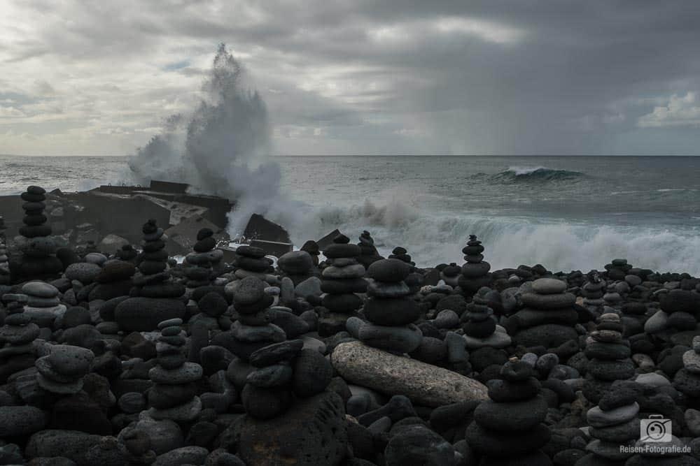 Piedras Stone Towers Teneriffa