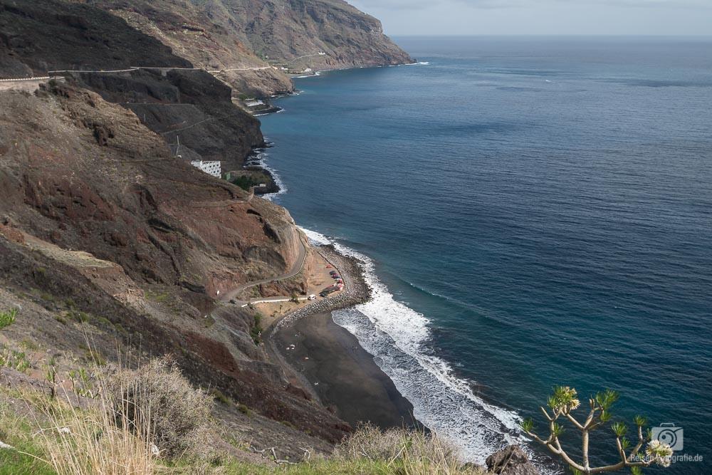 Küste bei San Andres