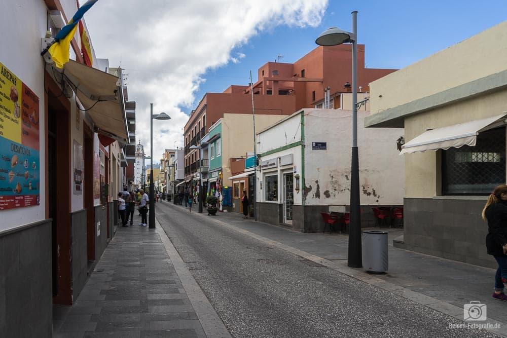 Einkaufsstrasse