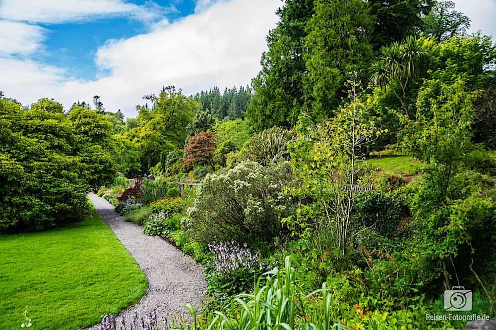 Armadale Castle Gärten
