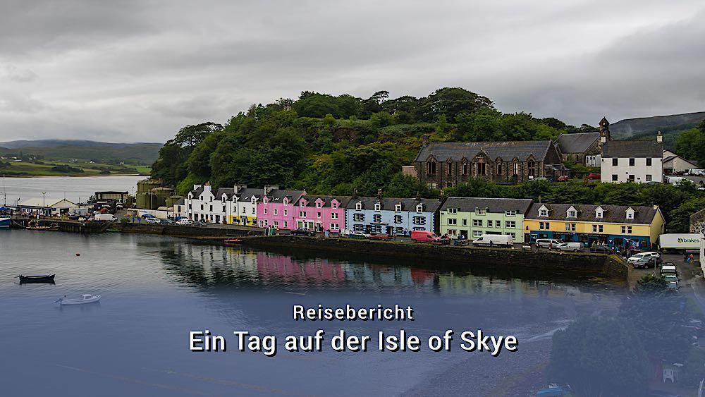 Ein Tag auf der Isle of Skye