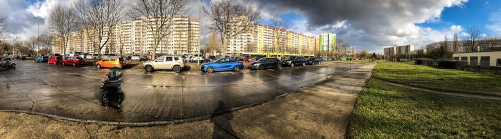 Der Osten Berlins