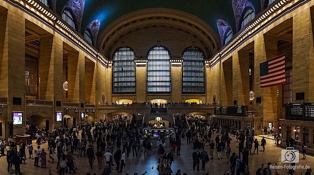 Halle der Central Station