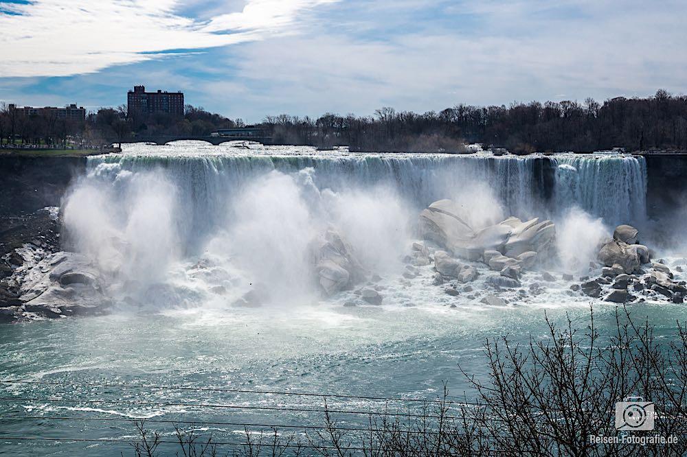 New York und Niagara Fälle - Ein Kurztrip mit Begleitung