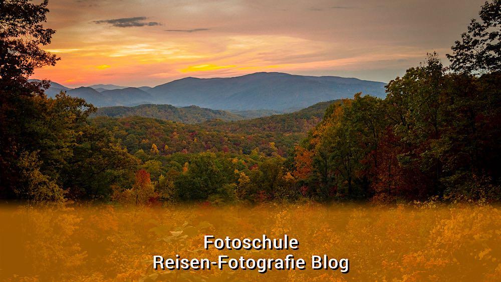 Fotografie Schule für Reisefotos