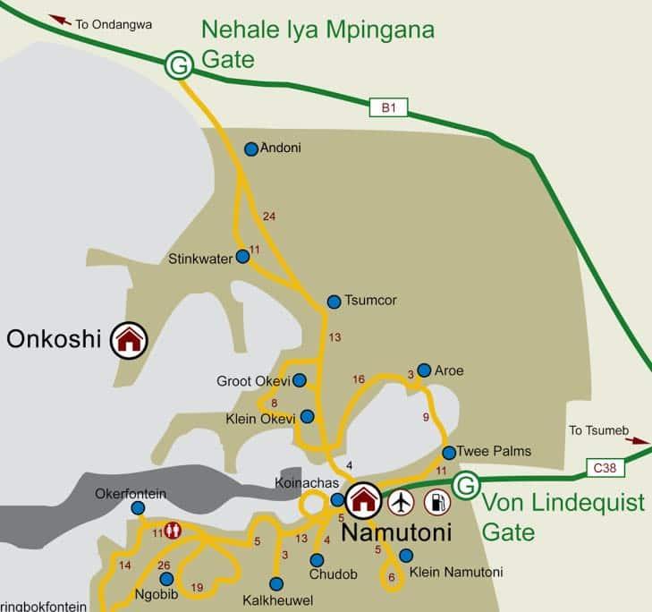Karte Tag 4
