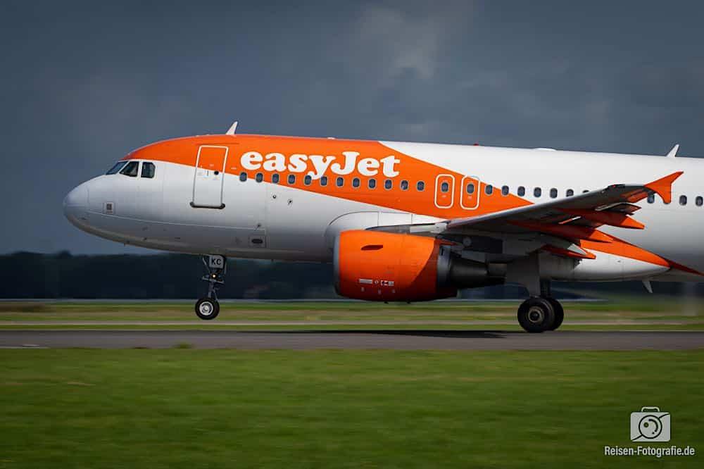 Airbus A319-111 - EasyJet Europe