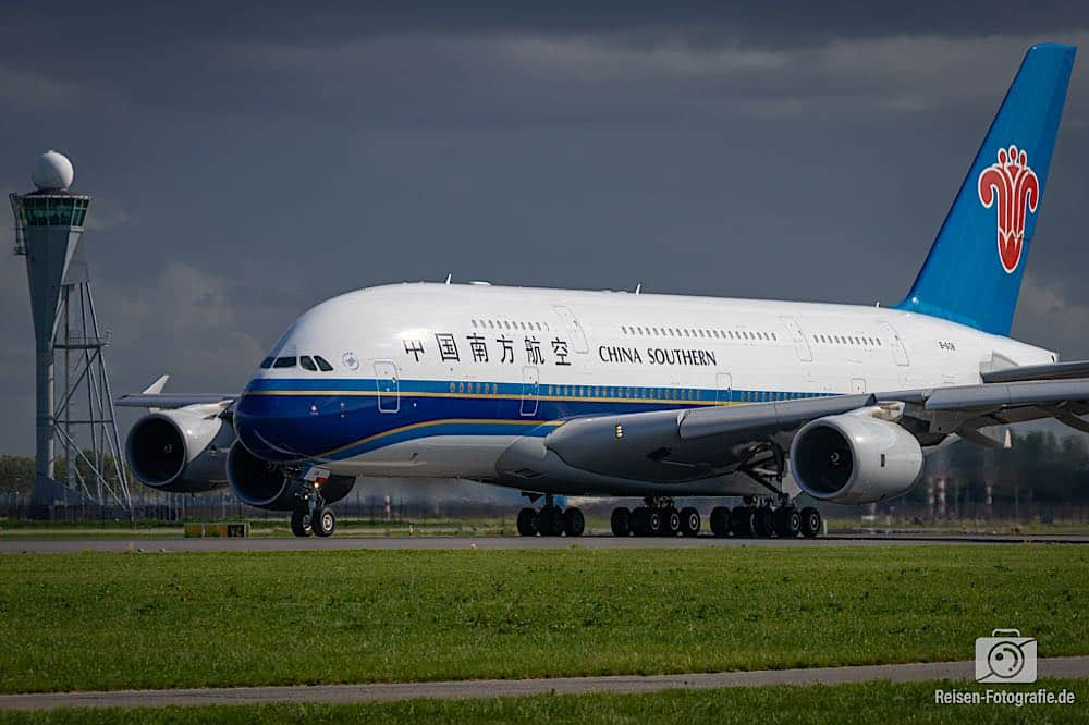 Airbus A380-841 - China Southern Airlines