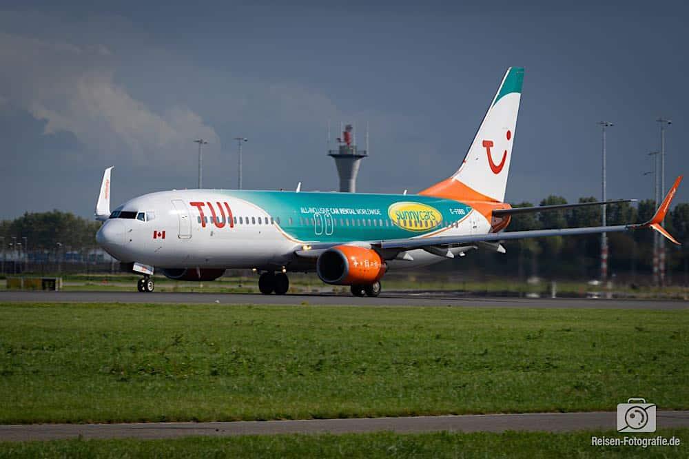 Boeing 737-8Q8 - TUI (Sunwing Airlines)