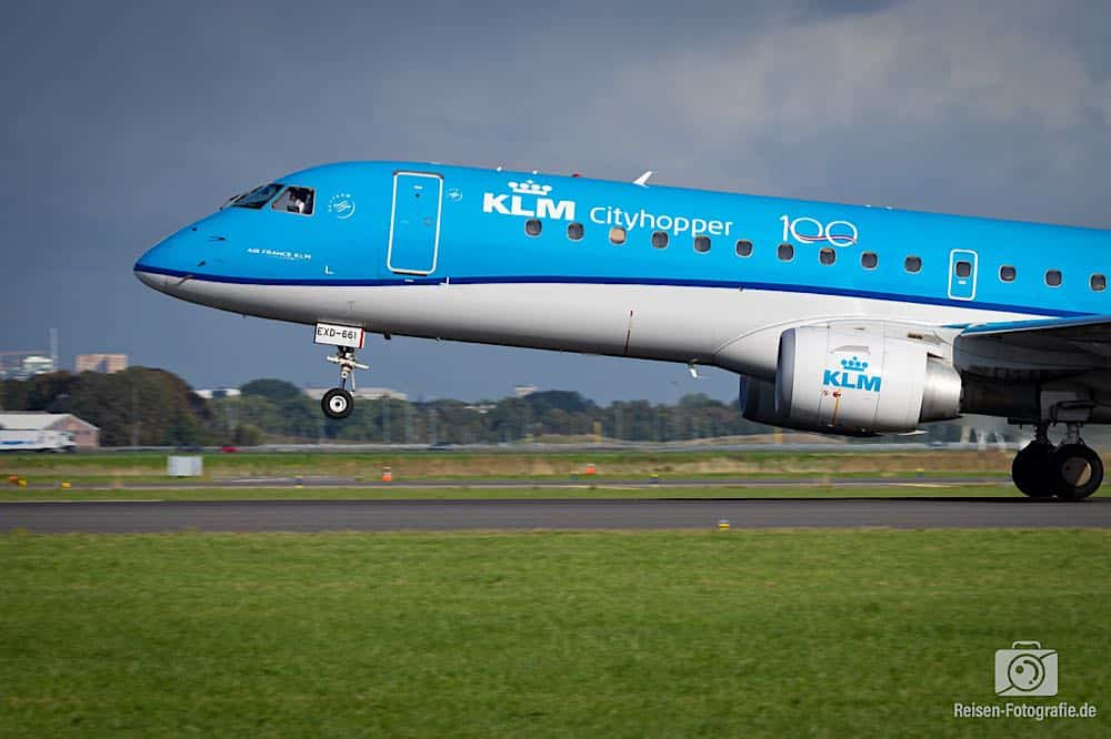 Embraer 190STD - KLM Cityhopper