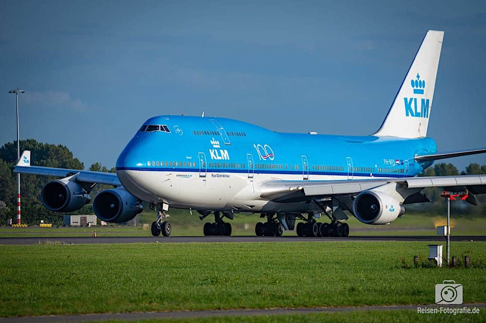 Boeing 747-406M - KLM - Royal Dutch Airlines