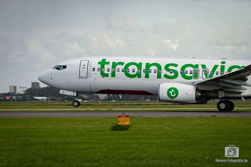 Boeing 737-8K2 - Transavia Airlines