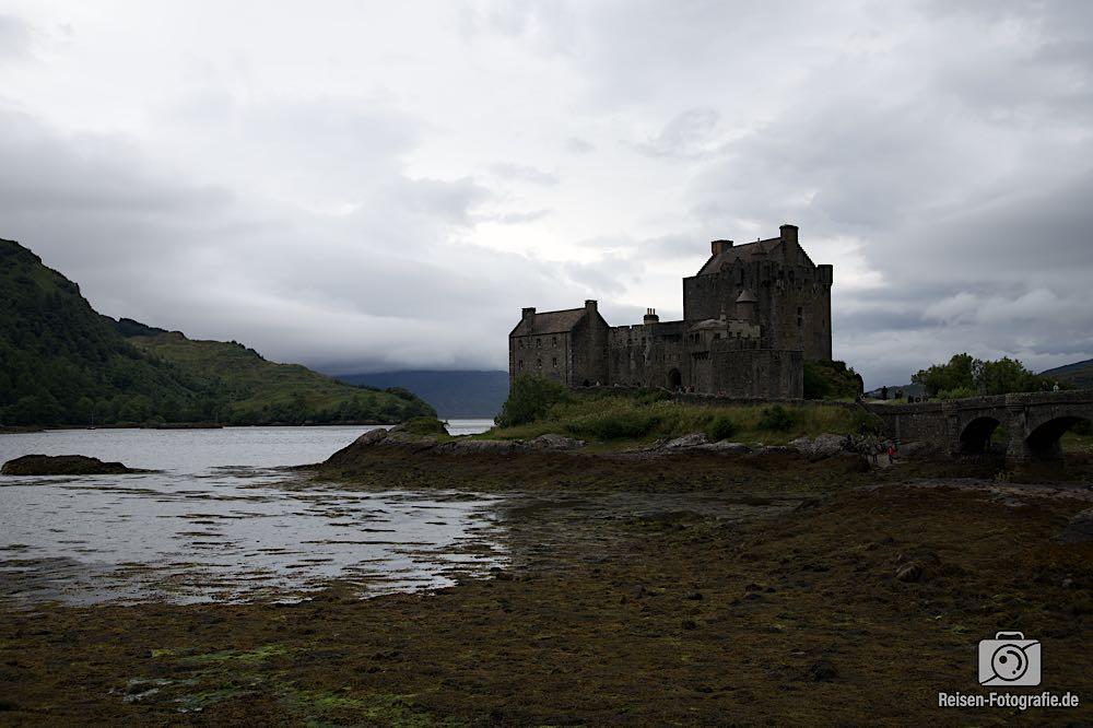 Eilean Donan Castle - Originalfoto