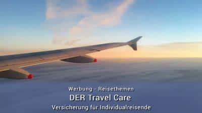 DER Travel Care Versicherung