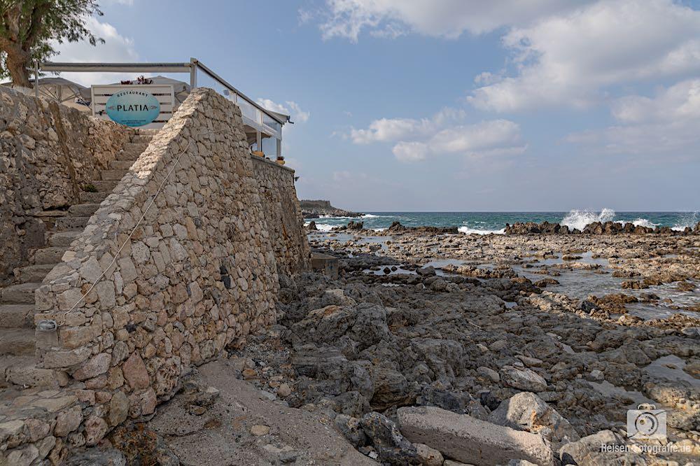 Rethymno Hafen