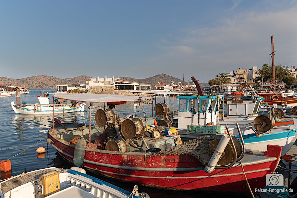 Kreta Hafen