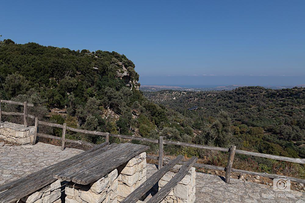 Landschaft auf Kreta