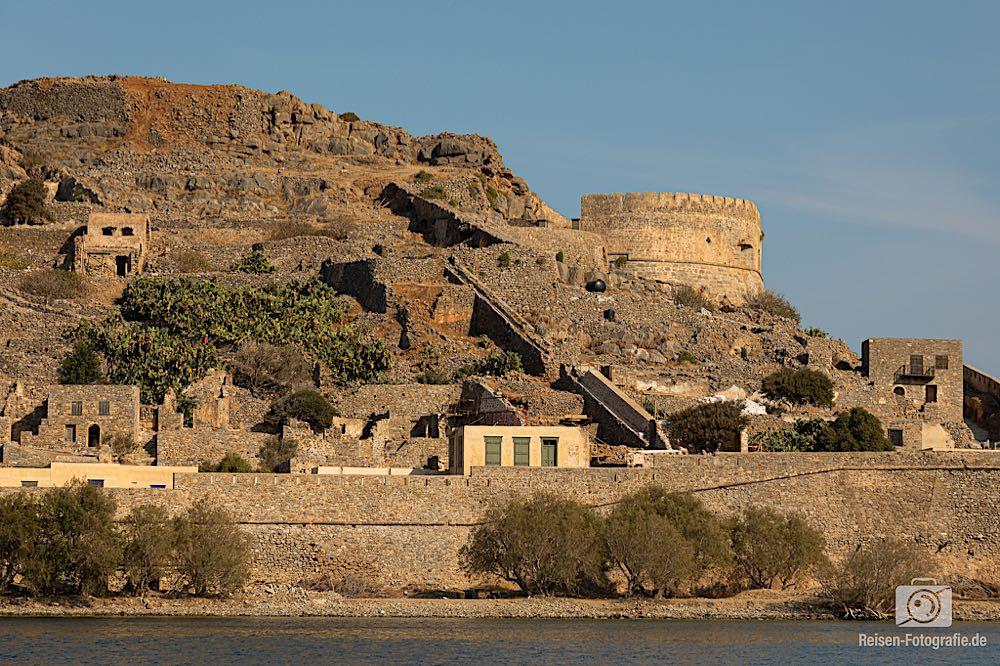 Ruinen auf Kreta